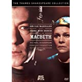 Macbeth / McKellen, Dench (Thames Shakespeare Collection) ~ Ian McKellen