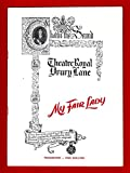 "Julie Andrews""MY FAIR LADY"" Rex Harrison/Lerner & Loewe 1959 London Playbill"