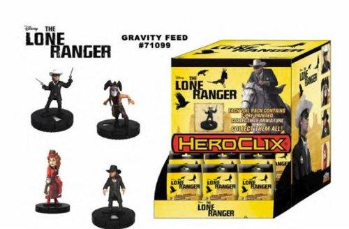 Disney Heroclix: The Lone Ranger: Single Figure - 1