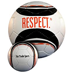 Eco Soccer Ball - Club (Size 5 Waves)