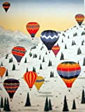 Fanch Ledan - Ballooning in the Alps