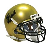 NCAA South Florida Bulls Replica Helmet