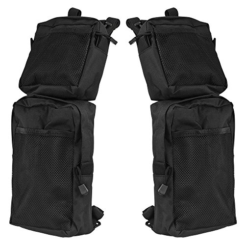 Rage Powersports 62107 ATV Fender/Tank Saddle Bag (Atv Fender Bag compare prices)