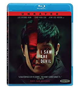 I Saw the Devil [Blu-ray]