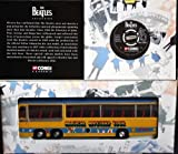 Corgi Classics - The Beatles 1/50 scale Bedford Val Magical Mystery Tour Bus - 35302 - Made by Corgi in 1997