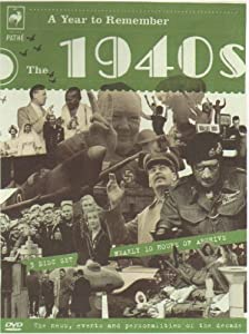 Pathe Archive -A Year To Remember - The 1940s [DVD]