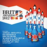 Various Artists The BRIT Awards With MasterCard 2012
