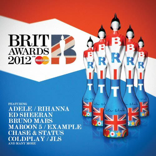 BRIT AWARDS 2012 WITH MASTERCARD