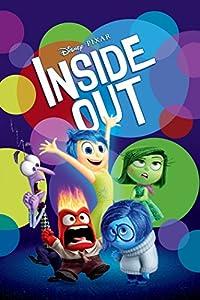 Inside Out 3D (3D Blu-ray/Blu-ray/DVD Combo Pack + Digital Copy) from Walt Disney Studios