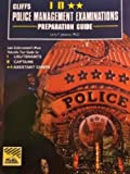 img - for Police Management Examinations (Cliffs Test Prep) book / textbook / text book