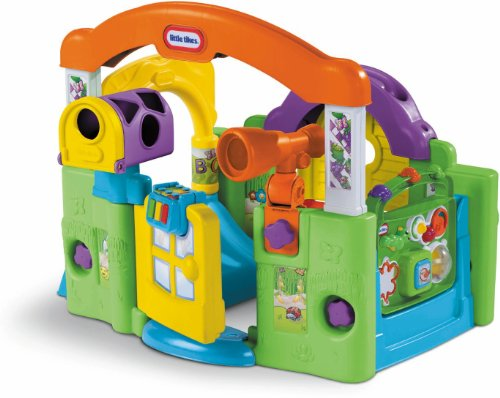 Little Tikes Activity Garden Baby Playset - 1