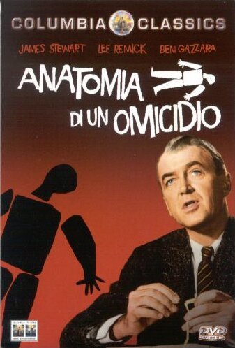 Anatomia di un omicidio [IT Import]