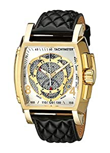 Invicta Men's 5662 S1 Collection Gold-Tone Chronograph Watch
