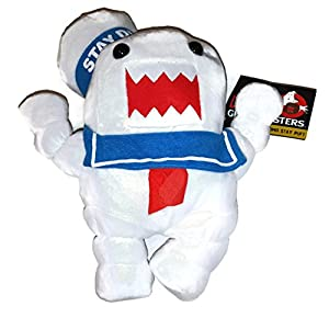 10 Inch Ghostbusters Stay Puft Marshmallow Domo Stuffed Plush