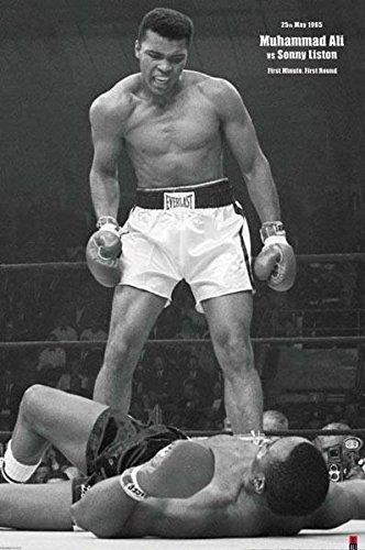 Muhammad Ali (Vs. Sonny Liston,