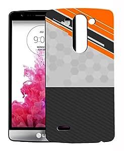 Toppings 3D Printed Designer Hard Back Case For LG G3 Beat Design-10135