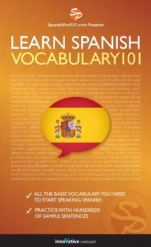 Learn Spanish – Word Power 101 – Innovative Language