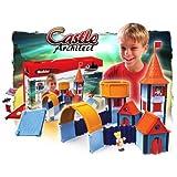 Modular Toys Castle Architect, Multi Color ((85 Pieces)
