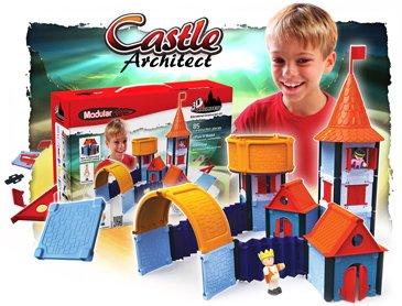 Modular Toys 3D Architect Castle Architect