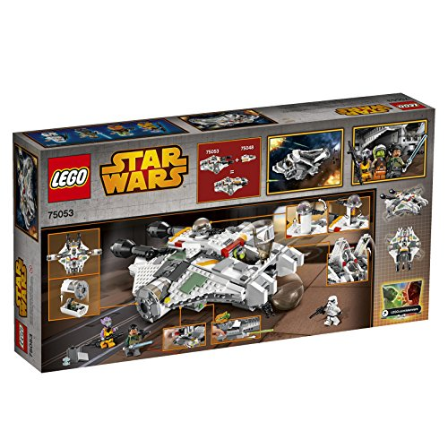 LEGO乐高Star Wars星战系列 75053鬼影战机图片