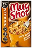 Mugshot Spicy Sweet and Sour Noodle 67 g (Pack of 20)