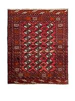 Navaei & Co. Alfombra Persian Bokhara Rojo/Multicolor 194 x 144 cm