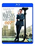 On Her Majesty's Secret Service [Blu-ray] [1969]