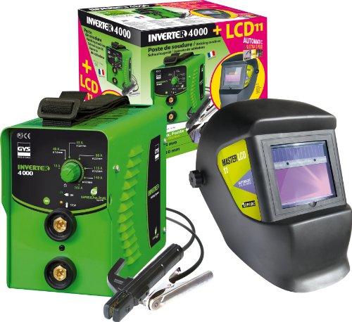 GYS-Elektroden-Schweigert-160-A-mit-LCD-Schweihelm-grn-Inverter-4000-und-LCD-Master-11