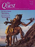img - for The Quest: A Quarterly Journal of Philosophy, Science, Religion & The Arts (Spring 1991) book / textbook / text book