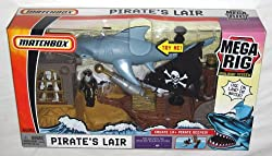 MATCHBOX MEGA RIG Pirate's Lair Building System