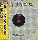 Kansas ?- Vinyl Confessions Japan Pressing with OBI 25AP 2364