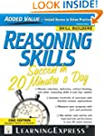 Reasoning Skills Success in 20 Minute...