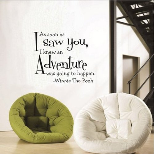 Winnie The Pooh Wall Quotes front-648032
