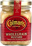 Colman's Wholegrain Mustard - Medium Strength (150ml)