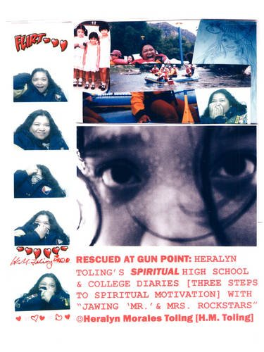Rescued at Gunpoint: Heralyn Toling's Spiritual and High School Diaries