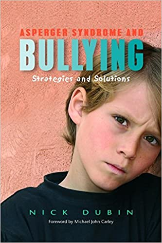 Book cover: asperger syndrome and bullying: strategies and solutions