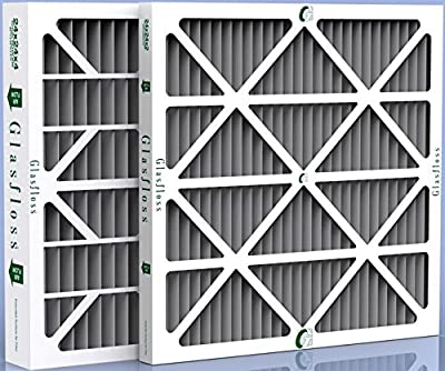 """SaniDry XP Carbotron Replacement Filter 16 x 20 x 2"""" - 12 pack"""
