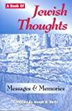 img - for A Book of Jewish Thoughts book / textbook / text book