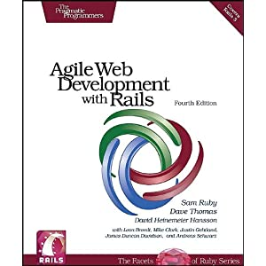 Agile Web Development with Rails by David Heinemeier Hansson