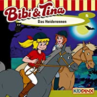 Das Heiderennen (Bibi und Tina 5) Hörbuch