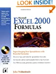 Microsoft Excel 2000 Formulas
