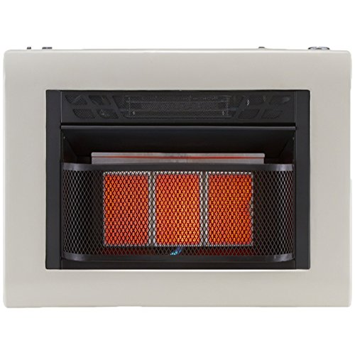 Cedar Ridge Recon Dual Fuel Infrared Heater - 3 Plaque, Model# MD3TPU (Cedar Ridge Heater compare prices)