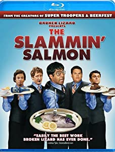The Slammin' Salmon [Blu-ray] [Import]