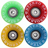 Stereo 78A Cruiser Wheels Multicolour