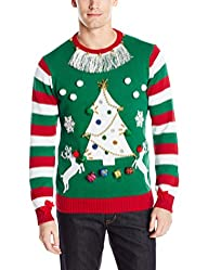 The Ugly Christmas Sweater Kit Men's…