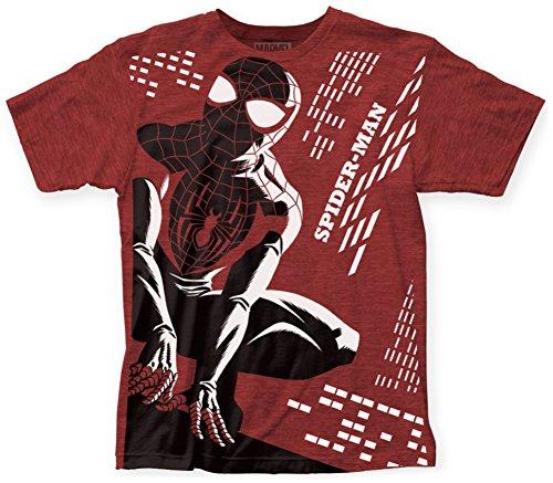Marvel: Michael Cho- Spider-Man Big Print T-Shirt Size S