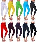 Emmalise Women's Active Clothing Capr...
