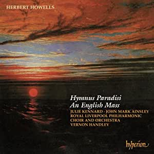 Herbert Howells - Vernon Handley Piano Concerto No 2 • Concerto For Strings • Three Dances