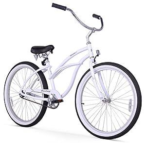 Amazoncom  Firmstrong Urban Lady Alloy Single Speed Beach Cruiser Bicycle