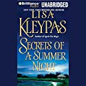 Secrets of a Summer Night: The Wallflowers, Book 1 Audiobook by Lisa Kleypas Narrated by Rosalyn Landor